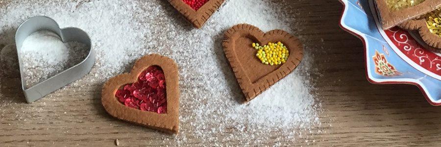 Plätzchen als Dekoration für den Weihnachtsbaum nähen, Weihnachtsplätzchen aus Filz nähen, Kekse für die Kinderküche nähen, Kuchen aus Filz für Kinder nähen,