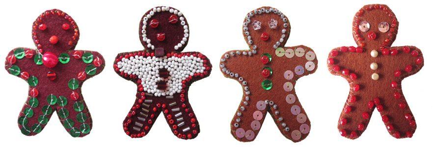 Basteln mit Filz, Dekoration für Weihnachten nähen, einfache DIY-Projekte für Weihnachten, für Weihnachten basteln mit Filz, Kekse und Plätzchen aus Stoff nähen, nähen für die Kinderküche, Knopflochstich, kostenlose Anleitung mit Druckvorlage in Originalgröße, mit der Hand nähen, nähen für die Kinderküche, nähen mit der Hand, ohne Nähmaschine nähen,