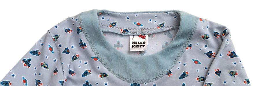 Ein Schnittmuster abwandeln, ein Schnittmuster für ein Kleid, nähen für Anfänger, nähen für Babies, nähen für Kinder, Schnittkonstruktion für Anfänger, Schnittmuster für Kinder, Schnittmuster selber konstruieren, Halsringblende mit Beleg nähen